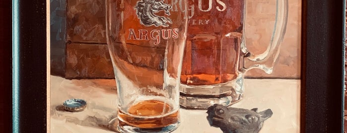 Argus Brewery is one of Chicago Craft AlcBev.