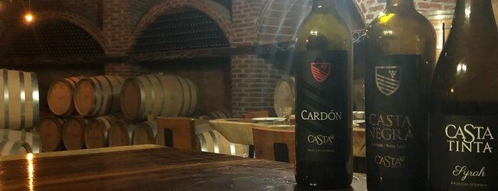 Casta de vinos is one of Orte, die Teresa gefallen.