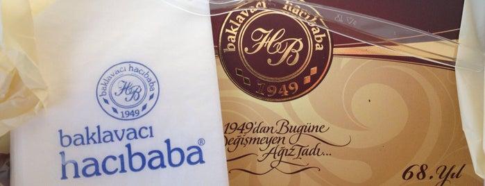 Baklavacı Hacıbaba is one of Ankara favori mekanlar.