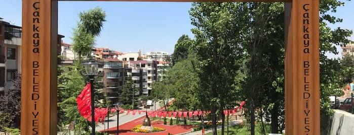 Adalet Parkı is one of Posti che sono piaciuti a Burcu.