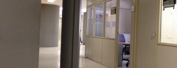 Inspección De Trabajo y Seguridad Social is one of Sitios frecuentes.