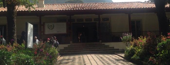 Casa Museo Quinta de Bolívar is one of Lieux qui ont plu à Natalia.