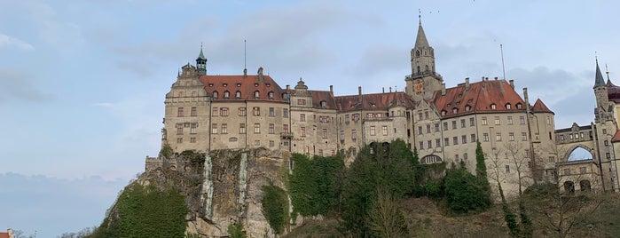 Schloß Sigmaringen is one of Mariana'nın Beğendiği Mekanlar.