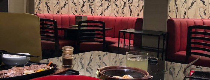 Fonzu japanese restaurant is one of 食事.