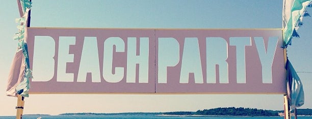 Dimensions Festival: The Beach is one of Pula & Fort Punta Christo, Croatia.