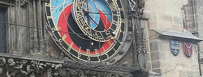 Pařížská 5 is one of Prague.