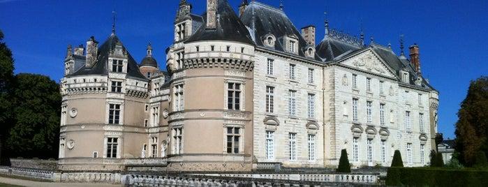Château du Lude is one of Châteaux de la Loire.