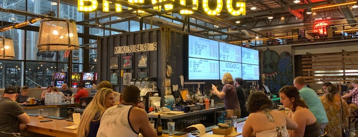 BrewDog USA is one of Columbus.