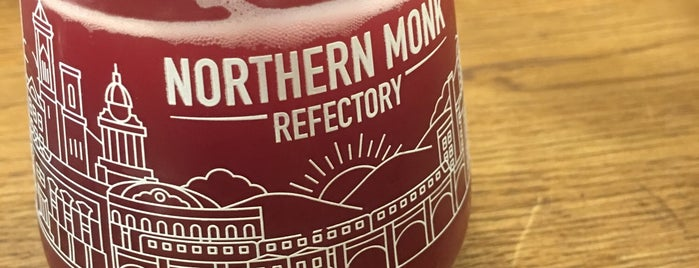 Northern Monk Refectory // MCR is one of Lieux qui ont plu à Louise.