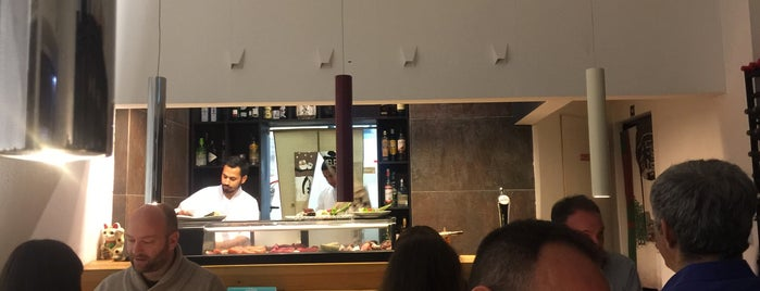 AronSushi is one of Best Japanese Restaurants in Portugal.