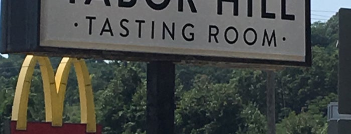 Tabor Hill Champagne Cellar is one of Lyndsay 님이 좋아한 장소.