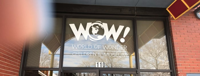 World Of Wonder (WOW) Children's Museum is one of Denver - Destinations.