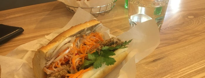 Bánh Mì Vs Marketing is one of Kyiv.
