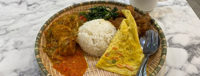 Red Ginger is one of Micheenli Guide: Nasi Padang trail in Singapore.