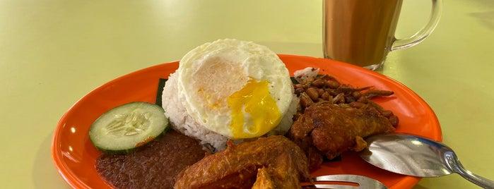 Nasi Lemak Ayam Taliwang is one of Micheenli Guide: Nasi Ayam Penyet/Goreng in SG.