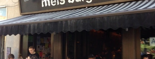 Mel's Burger Bar is one of NYC Craft Beer Week 2011.