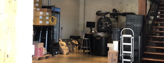 ReAnimator Coffee Roastery is one of Philly.