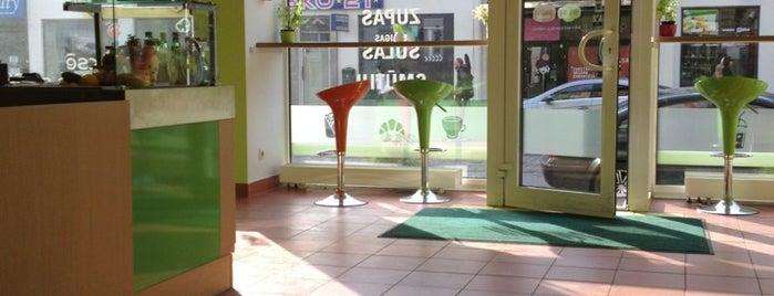 Salātbārs | Salad Bar is one of Laikam būs jāaiziet.
