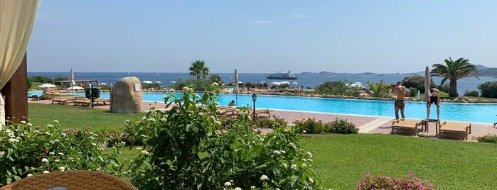 Colonna Beach Hotel And Resort Porto Cervo is one of 🇮🇹.