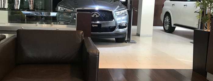 Infiniti Polanco is one of EPC.