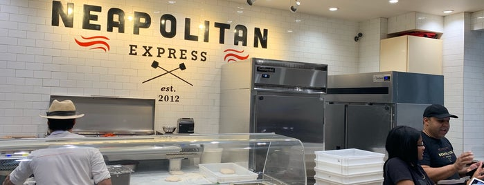 Neapolitan Express is one of Nolfo Pizza Spots.