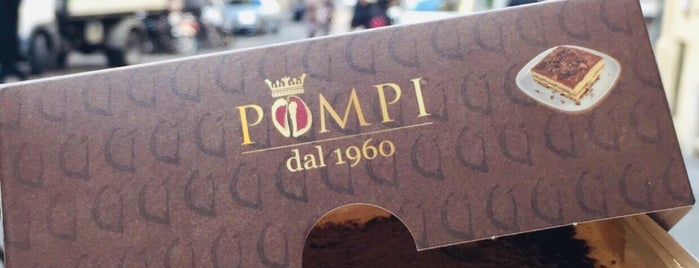 Pompi is one of Rome.