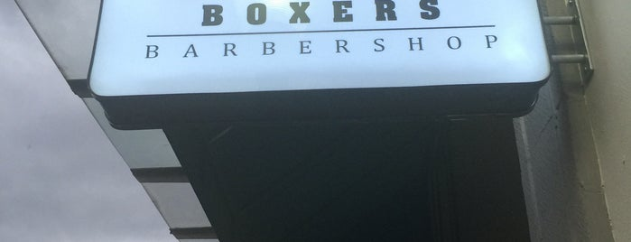 Boxers Barbershop La Estación is one of Barber Shops.