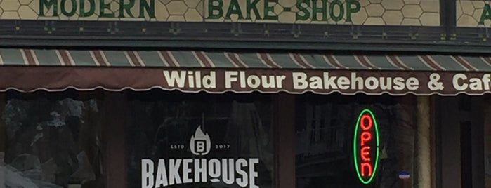 Wild Flour Bakery Bakehouse is one of Great Bakeries of Milwaukee.