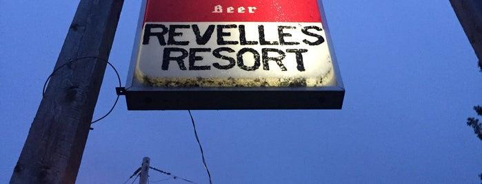 Revelle's Resort is one of Minnesota Resorts.