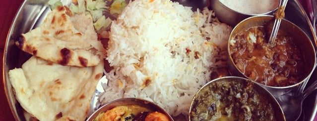 Taste of India is one of Lugares guardados de S..