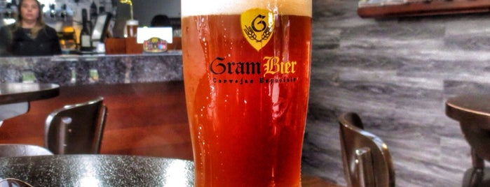 Gram Bier is one of Gramado RS.