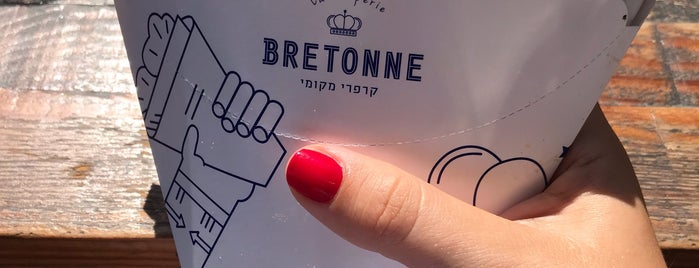 Bretonne is one of Тель Авив.