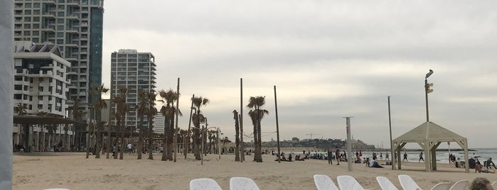 Gazos Beach is one of Tel Aviv Places.