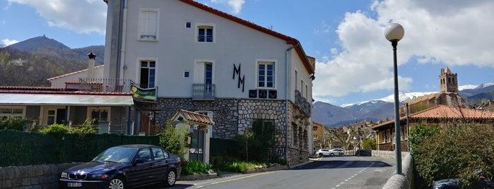 Maison Mauro is one of Pirinexus.
