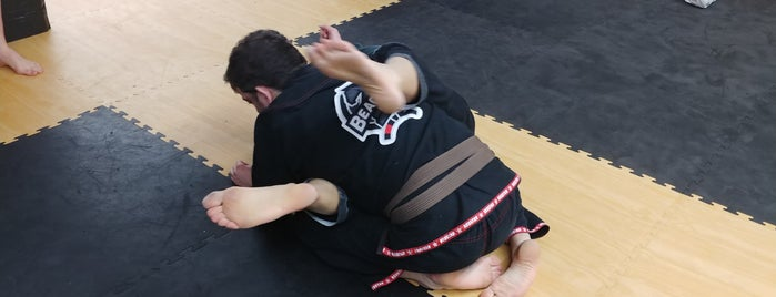 Beaches BJJ is one of Our Glorious East End.