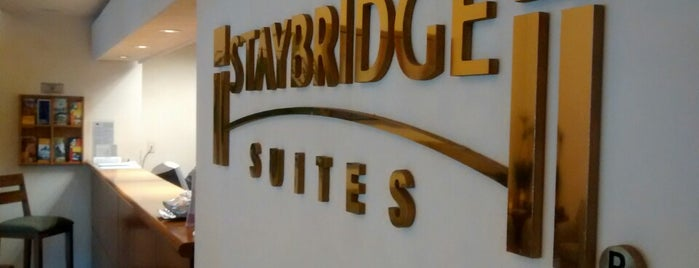 Staybridge Suites is one of Ismael'in Beğendiği Mekanlar.