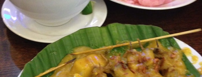Sate Mak Syukur is one of Jakarta restaurant.