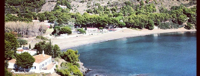 Cala Montjoi is one of Gaelleさんのお気に入りスポット.