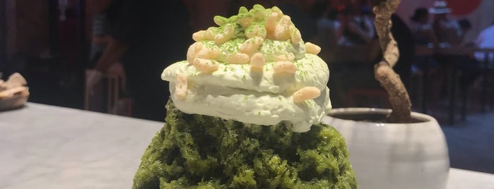 Bonsai Kakigori is one of Asian Food Spots in the US.