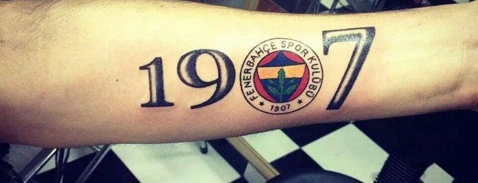 Sodya Tattoo is one of ...'ın Beğendiği Mekanlar.