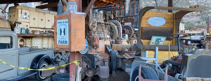 Gold King Mine is one of West Coast Sites.
