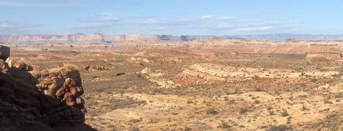 San Rafael Swell Reef View Area is one of Utah + Vegas 2018.