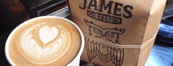 James Coffee Co. is one of SanDiego2k16.