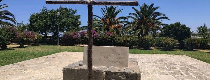 Kazantzakis' Grave is one of Kyriaki 님이 좋아한 장소.
