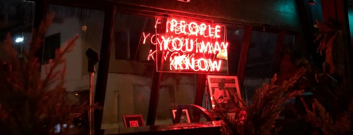 Mutual Bar is one of Nightlife.