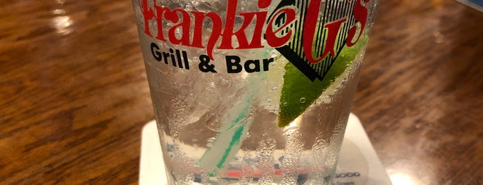 Frankie G's Bar & Grill is one of Restaurants/Eateries I Recommend.
