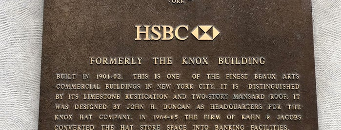 HSBC Headquarters is one of Michaelさんのお気に入りスポット.