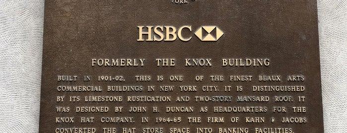 HSBC Headquarters is one of Lugares favoritos de Michael.