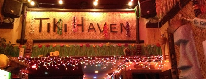 Tiki Haven is one of SF Nightlife.