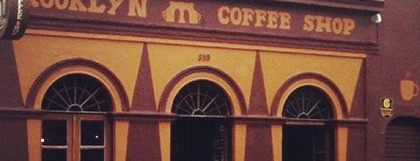 Brooklyn Coffee Shop is one of Curitiba (Paraná).